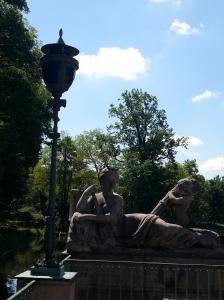Very nice statues
