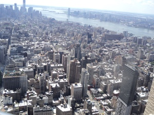 View from 86th floor
