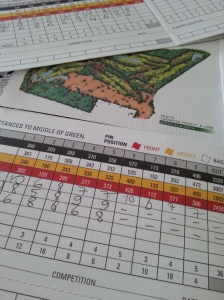 Not-so-fancy scorecards
