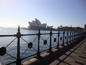Australia story starts with Sydney Opera House