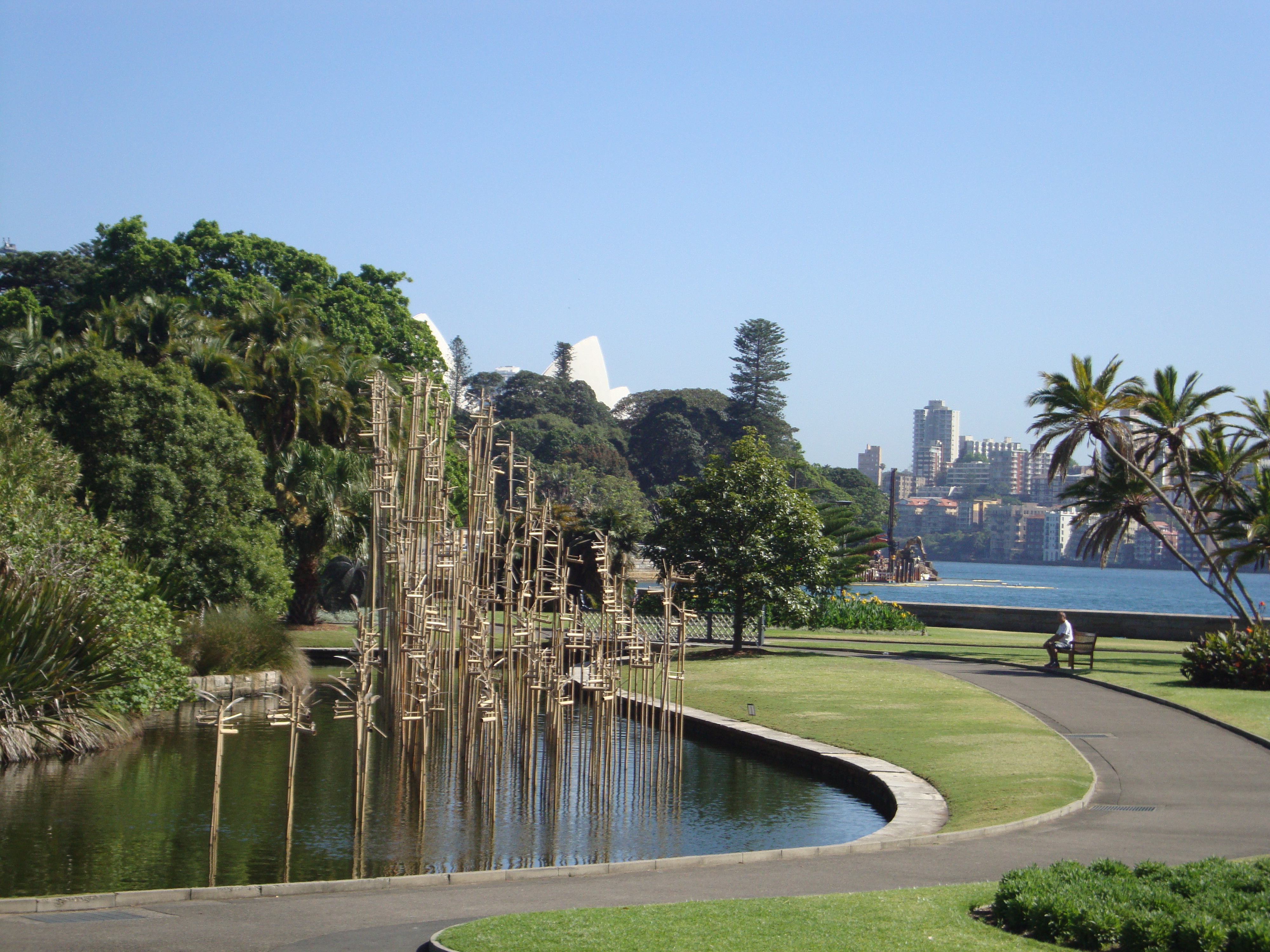 Botanic garden for Landscape gardeners sydney