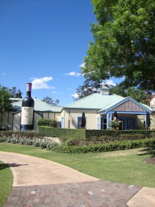 Wineyards of Hunter Valley