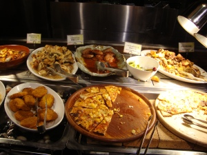 From open buffet